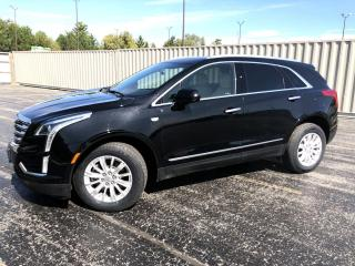 Used 2018 Cadillac XT5 BASE AWD for sale in Cayuga, ON