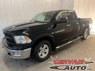 Used 2012 RAM 1500 Outdoorsman 4x4 V8 HEMI Console Centrale Mags for sale in Trois-Rivières, QC