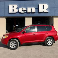 Used 2006 Toyota RAV4 LIMITED  for sale in Steinbach, MB