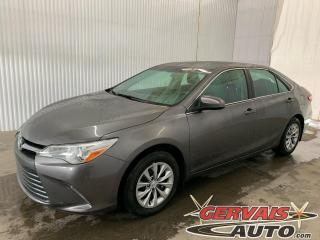 Used 2015 Toyota Camry LE Camera A/C Bluetooth for sale in Shawinigan, QC