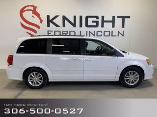 Used 2014 Dodge Grand Caravan SE for sale in Moose Jaw, SK