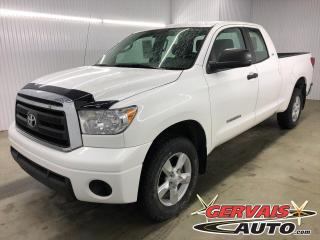 Used 2013 Toyota Tundra SR5 4x4 V8 4.6 Double Cab MAGS for sale in Shawinigan, QC