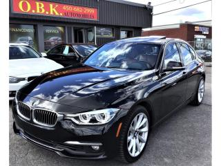 Used 2017 BMW 3 Series 330i xDrive-South Africa-NAVIGATION-TOIT OUVRANT for sale in Laval, QC