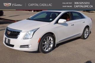 Used 2016 Cadillac XTS Luxury Collection AWD*LEATHER*SUNROOF*NAV* for sale in Regina, SK