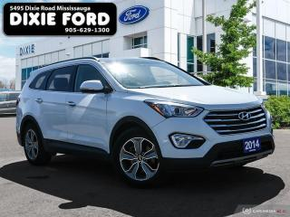 Used 2014 Hyundai Santa Fe XL Luxury for sale in Mississauga, ON