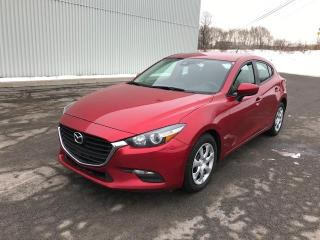 Used 2018 Mazda MAZDA3 Sport GX BA for sale in Québec, QC