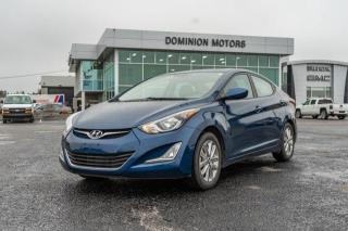 Used 2016 Hyundai Elantra Sport Appearance for sale in Thunder Bay, ON