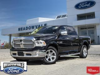 Used 2018 RAM 1500 Laramie for sale in Mississauga, ON
