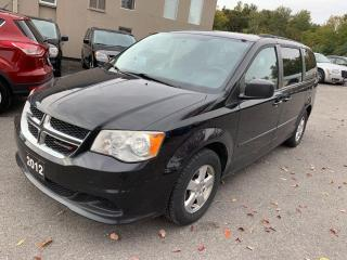 Used 2012 Dodge Grand Caravan SE for sale in Peterborough, ON