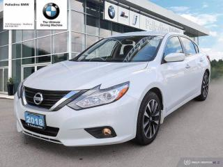 Used 2018 Nissan Altima 2.5 SV - HEATED SEATS & STEERING WHEEL, BACK UP CAMERA for sale in Sudbury, ON