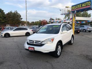Used 2010 Honda CR-V 4WD 5dr EX-L for sale in Etobicoke, ON