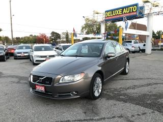 Used 2008 Volvo S80 4dr Sdn 4.4L AWD for sale in Etobicoke, ON
