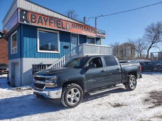 Used 2017 Chevrolet Silverado 1500 LT True North Crew Cab 4x4 **5.3L/Remote Start/20' Wheels** for sale in Barrie, ON