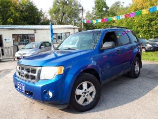Used 2011 Ford Escape XLT,AWD,Certified for sale in Oshawa, ON