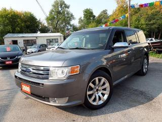 Used 2009 Ford Flex Limited,Certified for sale in Oshawa, ON