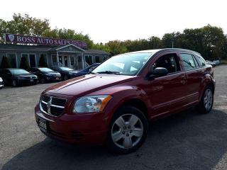 Used 2009 Dodge Caliber SXT for sale in Oshawa, ON