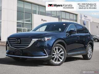Used 2019 Mazda CX-9 GT AWD  -  Navigation -  Cooled Seats for sale in Kanata, ON