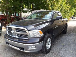 Used 2011 RAM 1500 Big Horn for sale in Oshawa, ON