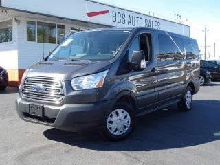 Used 2018 Ford Transit T-150 XLT, 8 Passenger, Radar Assist, Bluetooth, Low Kms for sale in Vancouver, BC