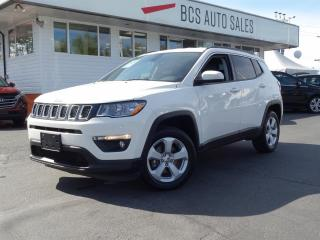 Used 2018 Jeep Compass North Edition, 4x4, Bluetooth, Adventure Ready for sale in Vancouver, BC