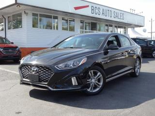 Used 2019 Hyundai Sonata Radar Assist Parking, Sunroof, Bluetooth, Low Kms for sale in Vancouver, BC