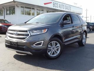 Used 2016 Ford Edge SEL ECOBOOST for sale in Vancouver, BC
