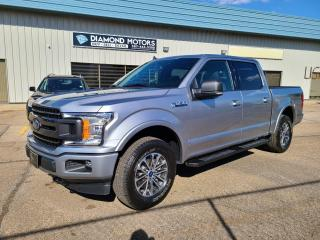 Used 2020 Ford F-150 XLT for sale in Edmonton, AB
