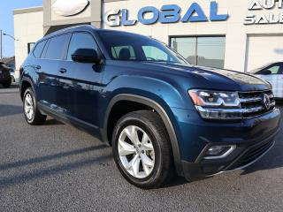 Used 2018 Volkswagen Atlas HIGHLINE for sale in Ottawa, ON