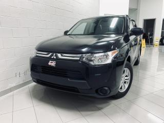 Used 2014 Mitsubishi Outlander ES **NOUVEL ARRIVAGE** for sale in Chicoutimi, QC
