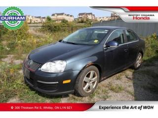 Used 2008 Volkswagen Jetta 2.5L for sale in Whitby, ON