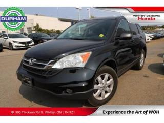 Used 2011 Honda CR-V 4WD 5DR LX for sale in Whitby, ON