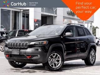 New 2020 Jeep Cherokee Trailhawk Elite for sale in Thornhill, ON
