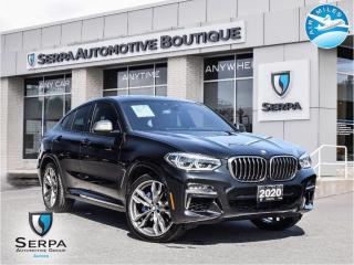 Used 2020 BMW X4 M40i * SOLD * for sale in Aurora, ON