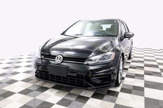 Used 2019 Volkswagen Golf R AWD Sunroof Leather Nav Cam Heated Seats for sale in New Westminster, BC