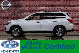 Used 2019 Nissan Pathfinder AWD SV Nav BCam 3rd Row Seatin for sale in Red Deer, AB