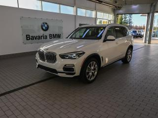 Used 2020 BMW X5 xDrive40i for sale in Edmonton, AB