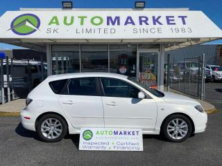 Used 2007 Mazda MAZDA3 SPORT GT HATCHBACK AUTO FREE BCAA & WRNTY! for sale in Langley, BC