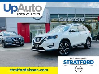 Used 2017 Nissan Rogue SL AWD|1 OWNER TRADE IN|LOW KILOMETRES for sale in Stratford, ON