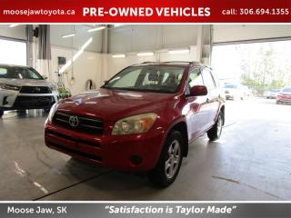 Used 2008 Toyota RAV4 Sport SPORT* REMOTE START* NEW TIRES*** for sale in Moose Jaw, SK