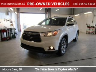 Used 2014 Toyota Highlander LE AWD Convenience Package for sale in Moose Jaw, SK