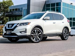 Used 2017 Nissan Rogue SL for sale in Cobourg, ON