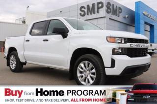 Used 2019 Chevrolet Silverado 1500 Custom - Trailering Pkg, Back Up Camera, 20