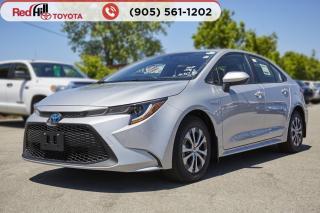 New 2021 Toyota Corolla Hybrid w/Li Battery for sale in Hamilton, ON