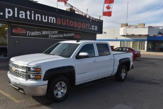 Used 2015 Chevrolet Silverado 1500 1LT NO ACCIDENTS!! NO HEATED POWER SEATS!! REMOTE START!! for sale in Saskatoon, SK