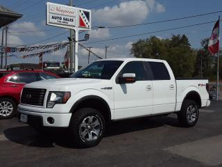 Used 2011 Ford F-150 FX4 for sale in Welland, ON