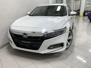 Used 2020 Honda Accord Touring 2.0LT VÉHICULE NEUF !!! for sale in Chicoutimi, QC