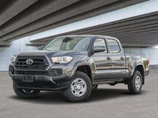 New 2020 Toyota Tacoma 4x4 Double Cab Regular Bed V6 6A for sale in Surrey, BC