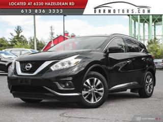 Used 2017 Nissan Murano SV AWD | NAV | REVERSE CAM | PANO ROOF | BLUETOOTH for sale in Stittsville, ON
