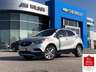 Used 2017 Buick Encore Preferred AWD POWER SEAT REAR CAMERA BLUETOOTH ALLOYS for sale in Orillia, ON
