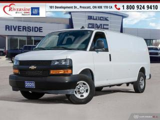 Used 2020 Chevrolet Express 2500 Work Van for sale in Prescott, ON